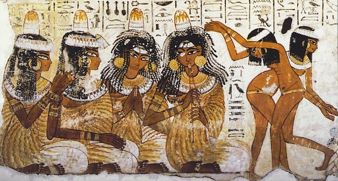Αίγυπτος, καλλωπισμός, πολιτισμός